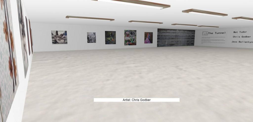 The Tunnel WebGL gallery