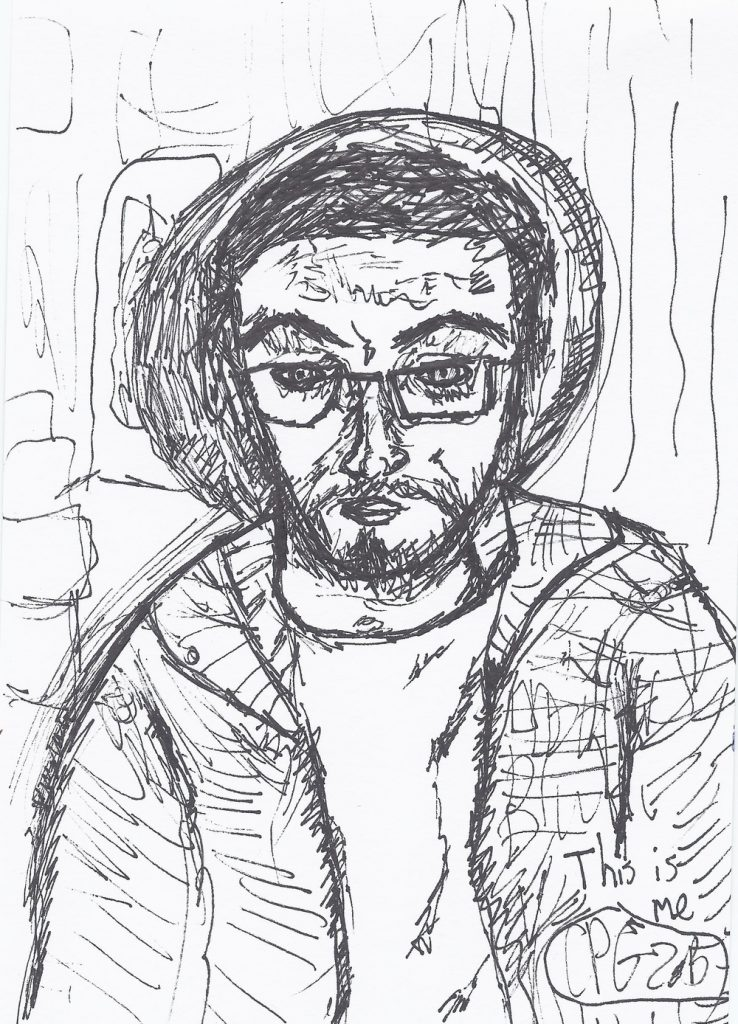 Self Portrait - This is me