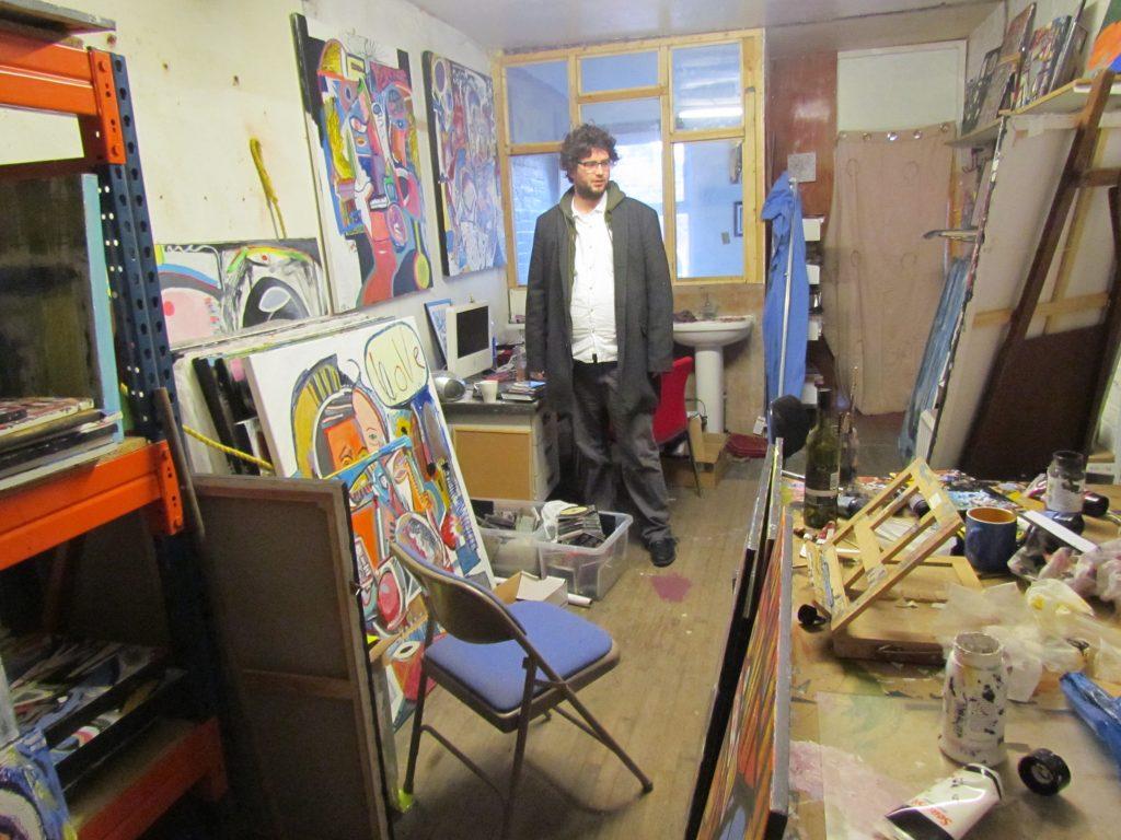 Congleton Studio 2015